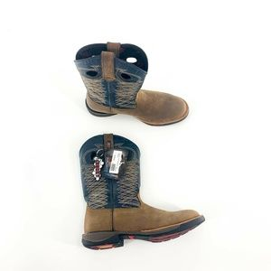 new | Rocky LT Round Toe Leather Boot RKW0157